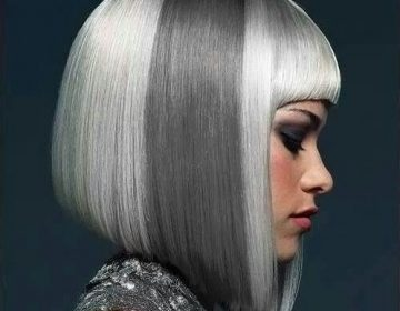 IS THERE A PERMANENT SOLUTION FOR GREY HAIR?