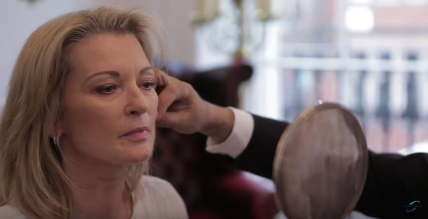 Watch Video: Gillian Taylforth has Silhouette Soft Thread Lift