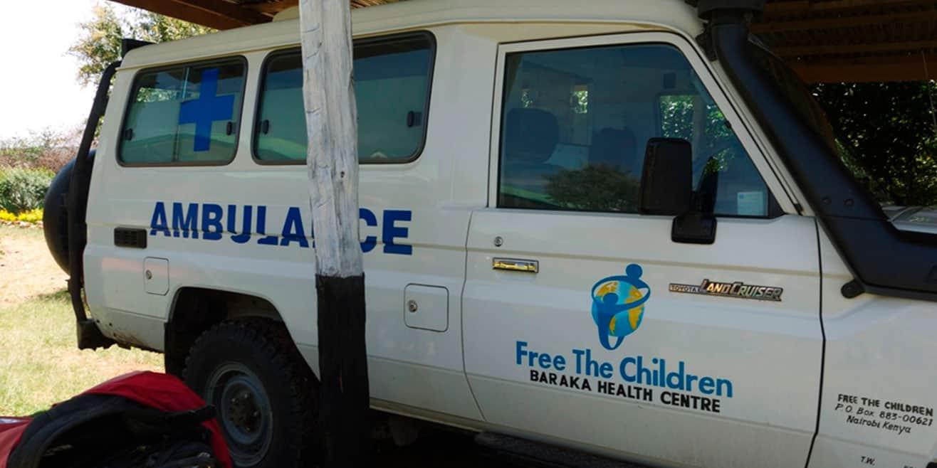 Ambulance, Free the children
