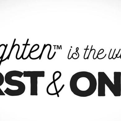 Watch Video: enlighten is the world First & Only