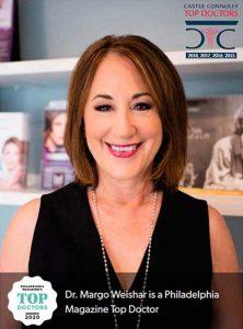 Dr. Margo Weishar is a Philadelphia Magazine Top Doctor